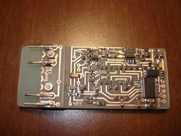 Схема кабель openport
